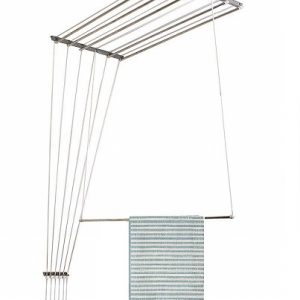 Ceiling Mounted Cloth Hanger 8 Feet